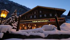 Hotel Restaurant Schützen Lauterbrunnen