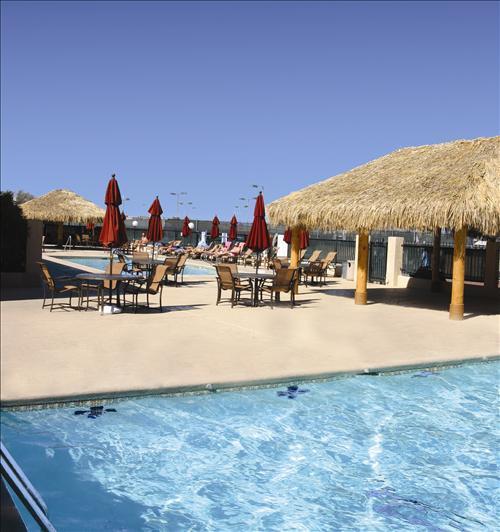 Resort Hotels In Tucson: Voyager Hotel & RV Resort - Tucson AZ