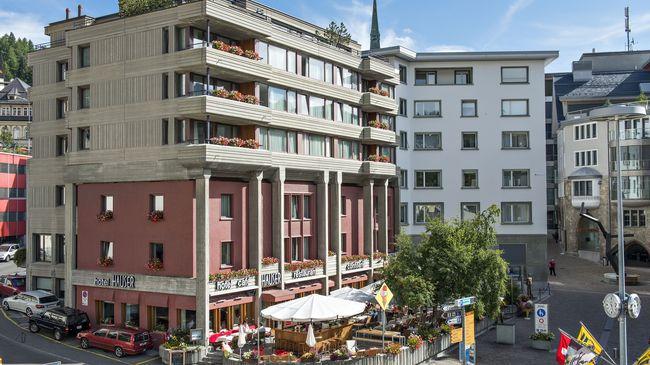 Hotel Hauser Swiss Quality St Moritz